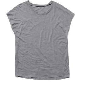 Houdini Activist Camiseta Mujer, gris